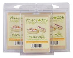 EcoScents Sugar Cookie Wax Melts , White