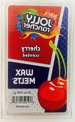 1X NEW Jolly Rancher Theme Original Cherry Scented Wax Melts