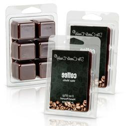 Three  2 oz. Coffee Wax Melts Tarts Incense for oil/tart war