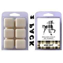 Tobacco and Whiskey Scent  | 2 Pack Scented Wax Melts Warmer