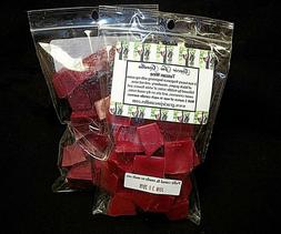 TUSCAN WINE Scented Tart Wax Melts Chunks Chips Home Candle