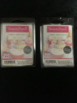 Scentsationals Unicorn Cake Uniquely Sweet Fragrance Wax Cub