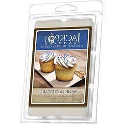 Vanilla Cupcake Wax Tart Melts with Ring Inside  Ring Size 8