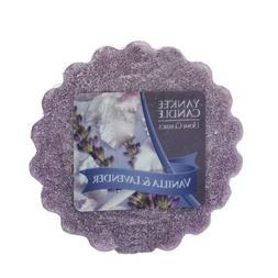 New Yankee Candle Vanilla Lavender Tarts Wax Melts Lot of 3