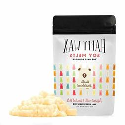 Happy Wax Vanilla Sandalwood Wax Melts | All Natural, Scente
