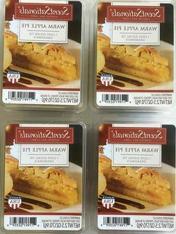 ScentSationals Warm Apple Pie Wax Cubes  Warm Inviting Home