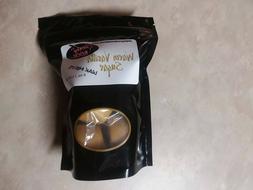 warm vanilla sugar type scented wax tart