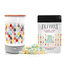 Happy Wax Wax Warmer & Wax Melts Starter Kit - Enjoy Our Pat