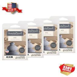 Scentsationals Wax Cubes, Zen, 5-Pack For Home Office Fragra