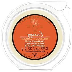 Bath & Body Works Wax Home Fragrance Melt Energy Oranger Gin