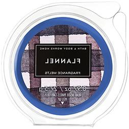 Bath & Body Works Wax Home Fragrance Melt Flannel 2017