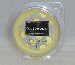 wax home melt limoncello