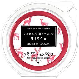 Bath & Body Works Wax Home Fragrance Melt Winter Candy Apple