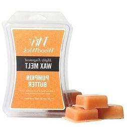 Woodwick Wax Melt 3 Oz. Set of 3 - Pumpkin Butter