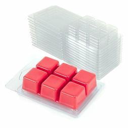 Wax Melt Molds - 100 Pack New