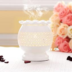 Wax Melt Warmer Candle Holder Essential Oil Aroma Diffuser C