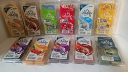 Glade Wax Melts 1 Pack of 6 Wax Melt Tarts Your Choice of Sc