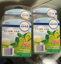 Febreze Wax Melts Air Freshener, Gain Original Scent,