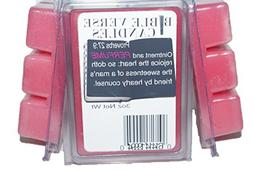 Bible Verse Candles 3 Pack Perfume Wax Melts 9oz Wax Cube Wa