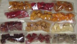 Wax Melts Cubes Tart Lot Cider Pumpkin Ginger Cookie Apple P