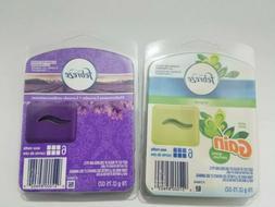 Febreze Wax Melts - Gain and Mediterranean Lavender Scent