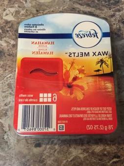 Febreze Wax Melts Hawaiian Aloha 6 Ct. New!