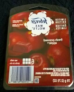 FEBREZE Wax Melts, Limited Edition Fresh-Pressed Apple x6 Me