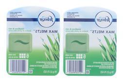 Febreze Wax Melts Meadows and Rain 2 pack