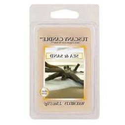 Tuscany Candle Wax Melts Sea & Sand
