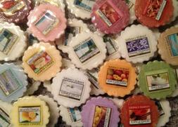 Yankee Candle WAX MELTS / TARTS Rare and VHTF