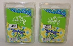Glade Wax Melts  Hello Spring Green Tea & Birch Fragrance by