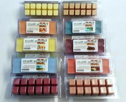 Wax Melts, Wax Bars, Wax Cubes, Clamshells, Tarts, Wax Cups,