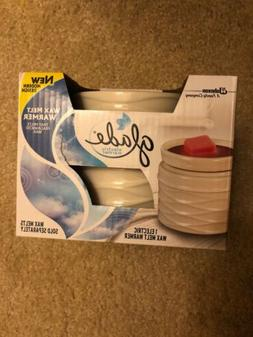 Glade Wax Tart Melts Electric Warmer For Air Freshener Wax -