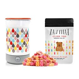 Happy Wax - Wax Warmer & Wax Melts Starter Kit - Enjoy our P