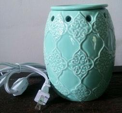 ScentSationals Wax Warmer Blue Belle Electric Full Size Embe