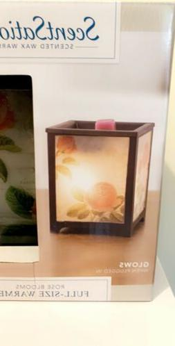 ScentSationals Wax Warmer Rose Blooms Full Size