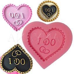 wedding love heart
