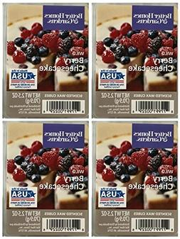 Better Homes and Gardens Wild Berry Cheesecake Wax Cubes - 4
