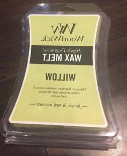 Willow WoodWick Hourglass 3 oz Wax Melt