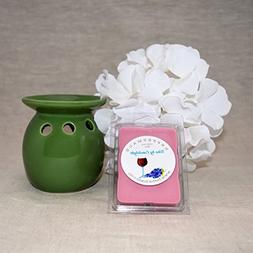 Wine by Candlelight Wax Melt - Paraffin Free - Scented