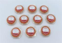 x10 Bath & Body Works Praline Pecan Fragrance Wax Melts Tart