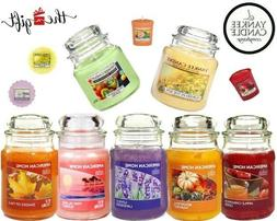YANKEE CANDLE® LARGE,MEDIUM JAR CANDLES TEALIGHT CAR JAR VO