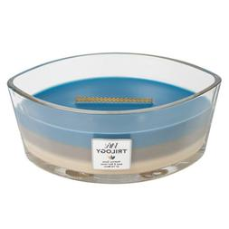 WoodWick NAUTICAL ESCAPE TRILOGY - HearthWick Flame Scented