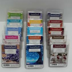 U CHOOSE Scentsationals Wax Melts Cubes Tart Most Discontinu