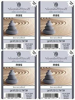 ScentSationals Zen Wax Cubes - 4-Pack