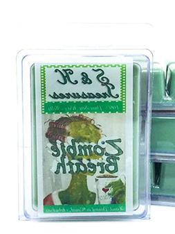 Zombie Breath - Pure Soy Wax Melts - Halloween Scents - 1 pa